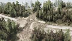 La construction de la route