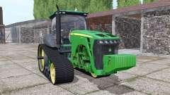 John Deere 8295RT EU v2.0 für Farming Simulator 2017
