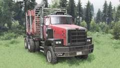 Western Star 6900XD 2008 für Spin Tires
