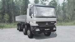 Mercedes-Benz Actros 4141 (MP2) 2003 v4.0 für MudRunner