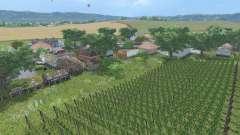 Nadasdfalva v4.0 für Farming Simulator 2015