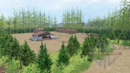 Bauernhof Lindenthal v2.1 pour Farming Simulator 2015