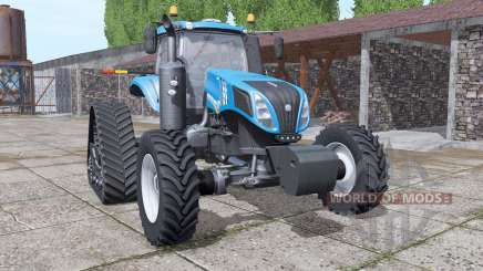 New Holland T8.320 SmartTrax pour Farming Simulator 2017