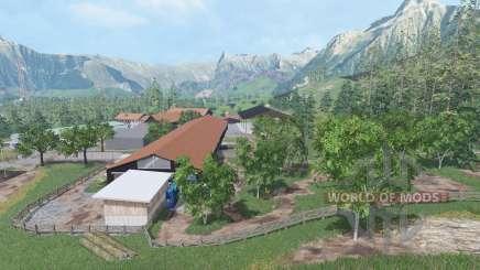 La tasmanie pour Farming Simulator 2015