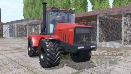 Kirovets K-744R3 pour Farming Simulator 2017