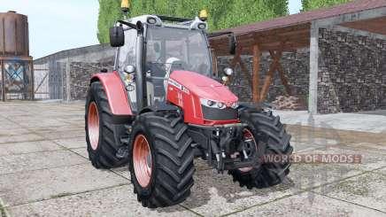 Massey Ferguson 5710 S Dyna-VT pour Farming Simulator 2017