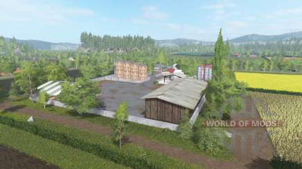 The Old Farm Countryside v1.0.1 pour Farming Simulator 2017