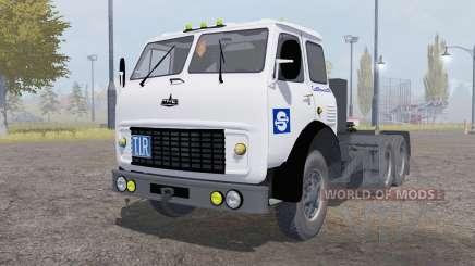 MAZ 515Б 1974 v2.0 pour Farming Simulator 2013