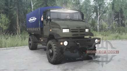 ZIL 43273Н 1998 pour MudRunner