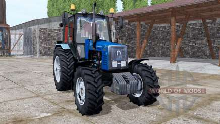 MTZ-1221.2 blue v2.0 pour Farming Simulator 2017