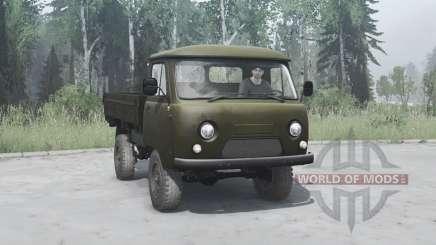 UAZ 452Д 1965 pour MudRunner