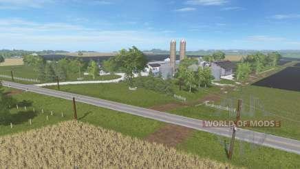 Tazewell County. Illinois v2.0 pour Farming Simulator 2017