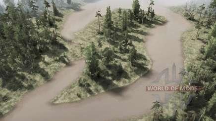 Our Old Creek für MudRunner
