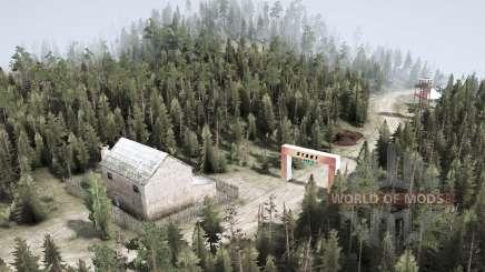 Forest Grand Prix v2.0 pour MudRunner