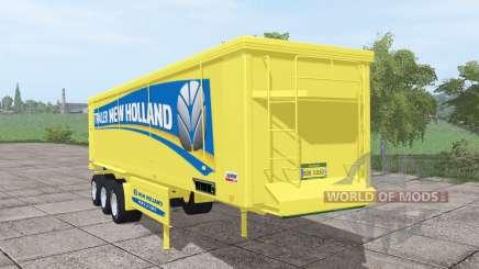 Kroger Agroliner SRB3-35 New Holland v1.5 pour Farming Simulator 2017