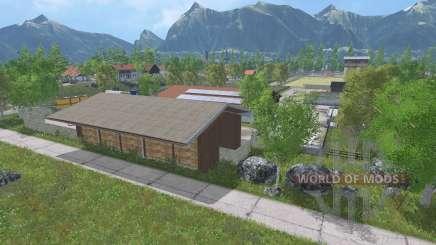 Waldkater v3.1 pour Farming Simulator 2015
