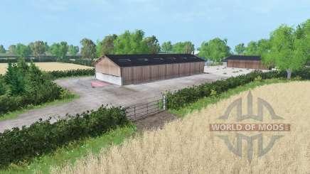 Hamilton Brothers Farm pour Farming Simulator 2015