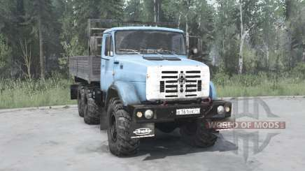 ZIL 4334 1995 6x6 pour MudRunner