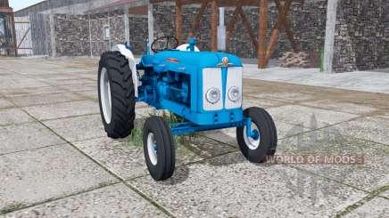 Fordson Super Major 1961 v2.0 für Farming Simulator 2017