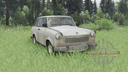 Trabant 601 pour Spin Tires