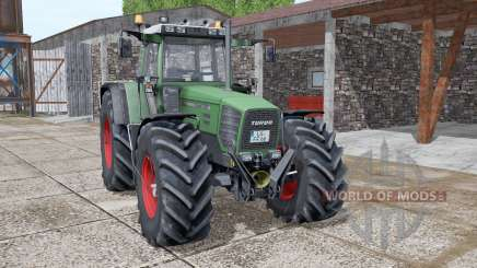 Fendt Favorit 824 Turboshift v3.0 pour Farming Simulator 2017