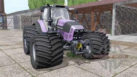 Deutz-Fahr Agrotron 7230 TTV purple pour Farming Simulator 2017