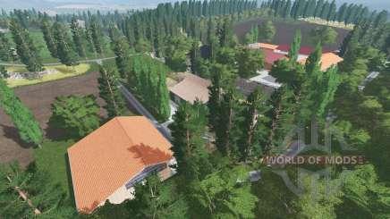 Nordheide pour Farming Simulator 2017