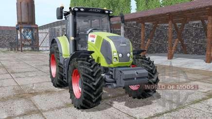 CLAAS Axion 810 v1.1 für Farming Simulator 2017