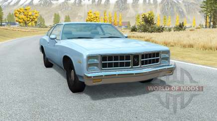 Bruckell Moonhawk 85hp pour BeamNG Drive