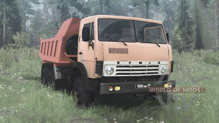 KamAZ 55111 1980 pour MudRunner