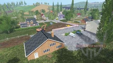 Somewhere in Thuringia v1.4.1 pour Farming Simulator 2015