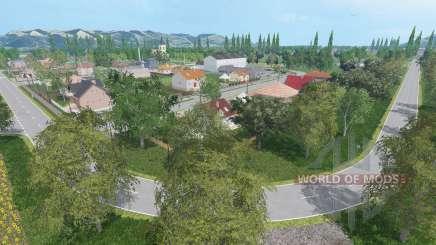 Ostermelo v4.0 pour Farming Simulator 2015