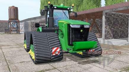 John Deere 9560RX 1250hp pour Farming Simulator 2017