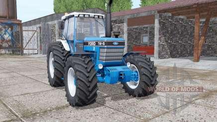 Ford TW-15 v1.3 für Farming Simulator 2017