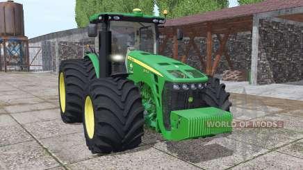 John Deere 8270R USA v3.2 pour Farming Simulator 2017