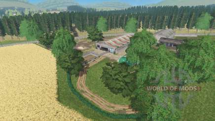 The Valley The Old Farm v2.0 pour Farming Simulator 2017