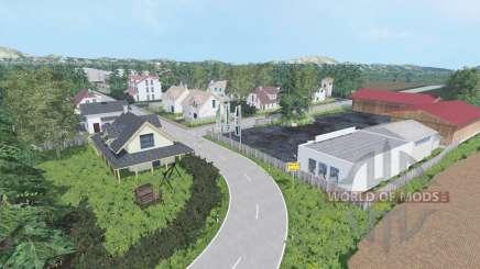 Agricultural Thuringen pour Farming Simulator 2015