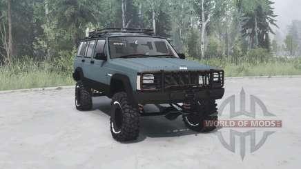 Jeep Cherokee (XJ) 1993 für MudRunner