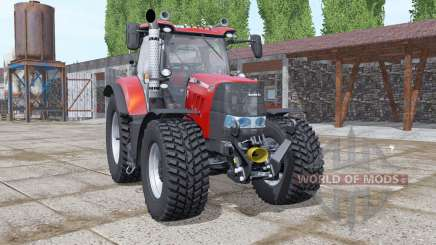 Case IH Puma 175 CVX red viper für Farming Simulator 2017