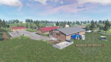 Bielefeld v1.1 pour Farming Simulator 2015