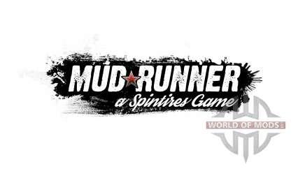 SpinTiresMod v1.8 pour MudRunner