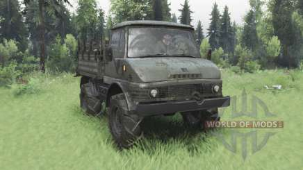 Gominu Unimog pour Spin Tires