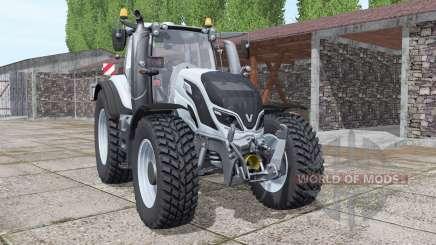 Valtra T154 more realistic pour Farming Simulator 2017