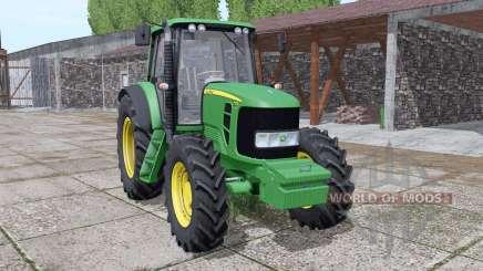 John Deere 7330 Premium pour Farming Simulator 2017