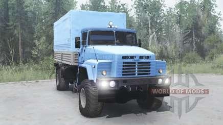 KrAZ 260 4x4 pour MudRunner