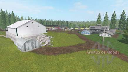 Crawford Farms v1.0.0.1 pour Farming Simulator 2017