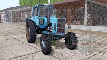 MTZ 82 Biélorussie 1985 pour Farming Simulator 2017
