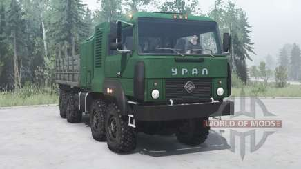 Ural 532301 2007 für MudRunner