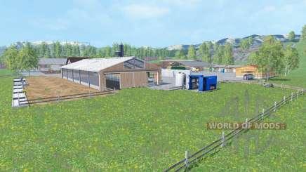 Hofgut Baden v3.0 pour Farming Simulator 2015