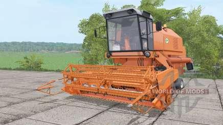 Bizon Rekord Z058 animation parts pour Farming Simulator 2017